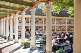 Vijf architecten onderzoeken Amsterdam Museum Kalverstraat