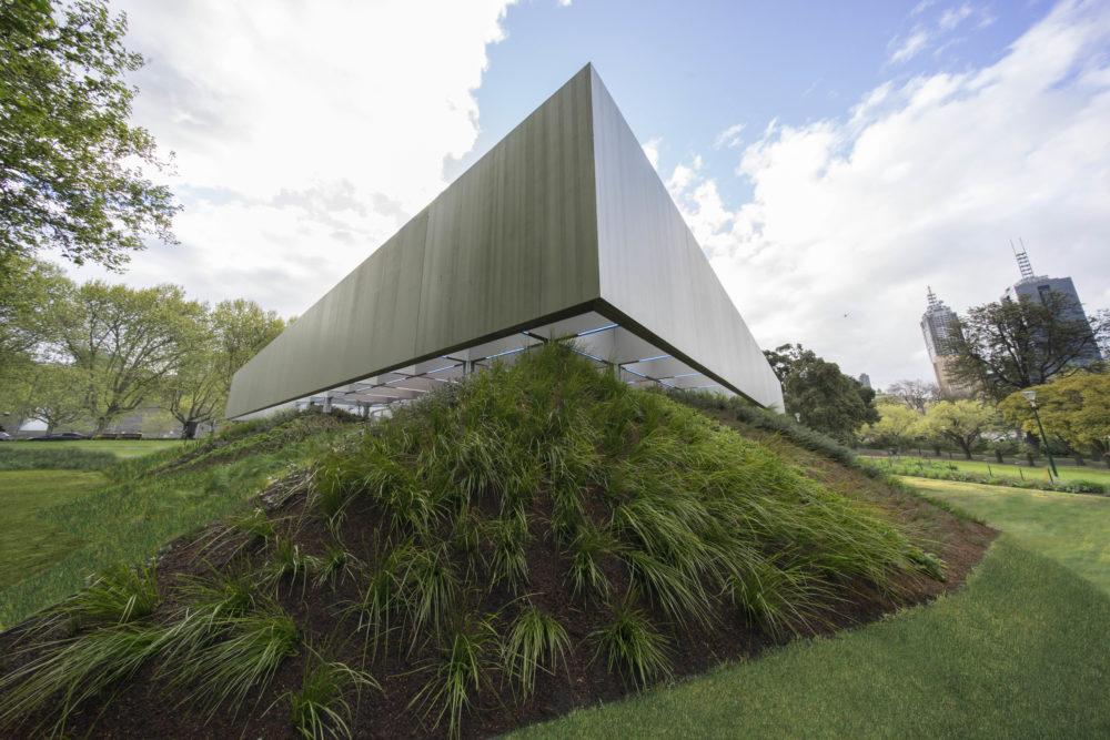 MPaviljoen Melbourne geopend