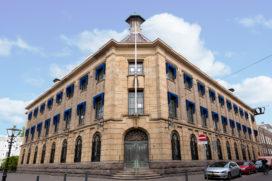 Voormalig bankgebouw wordt hotel