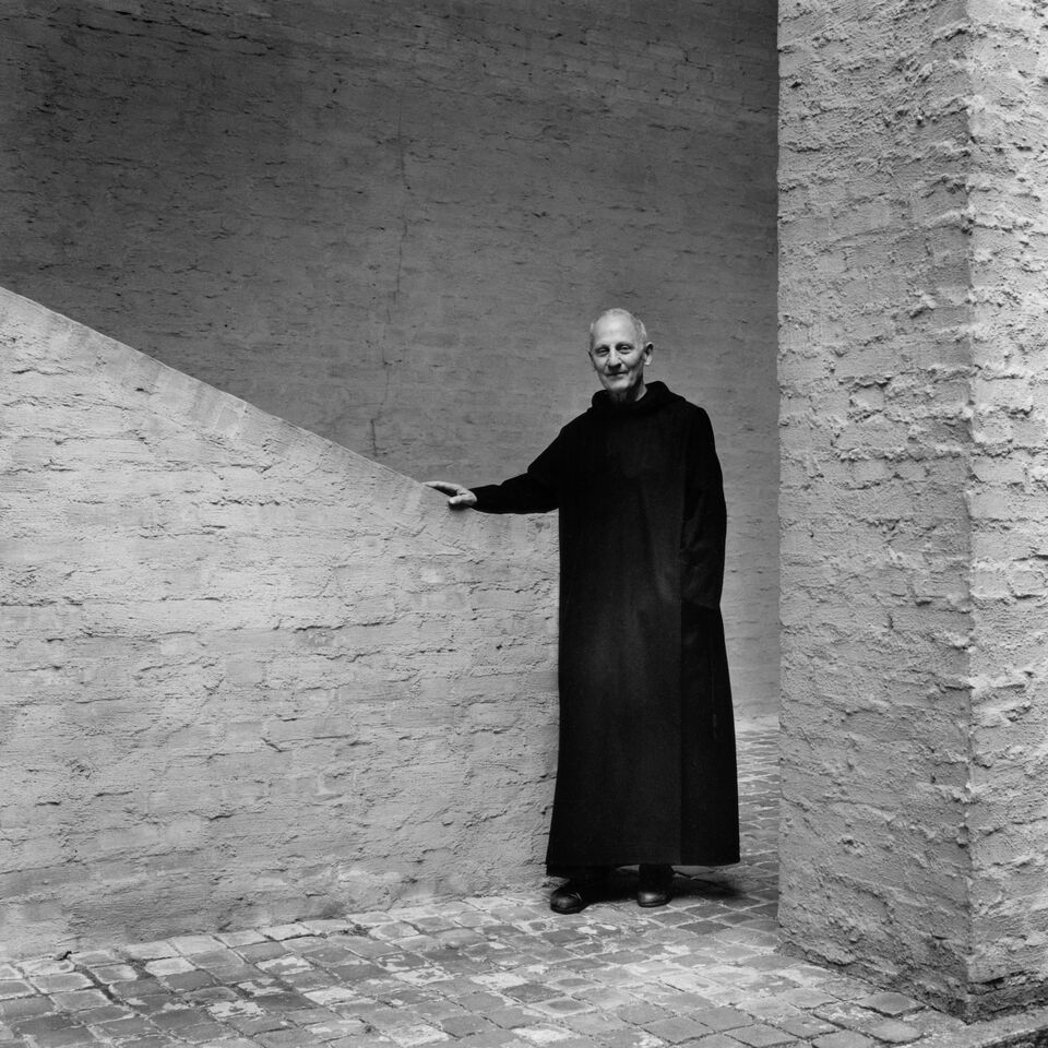 Dom Hans van der Laan. Foto Frans de la Cousine