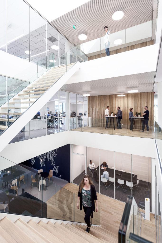EPR Novio Tech Campus Nijmegen Wiegerinck Architecten Foto: William-Moore