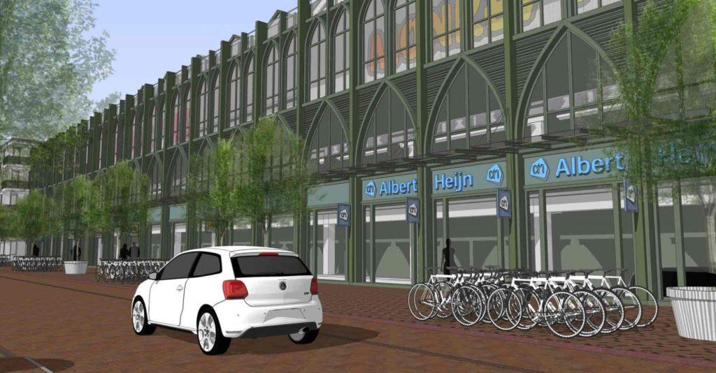 Plaza West Gebouw 8 Haarlem door Common Affairs