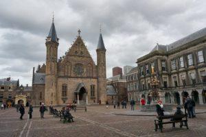 Ontwerpwedstrijd voor visueel concept rondom Binnenhof