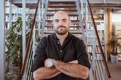 Stefan-van-der-Weele partner bij Claessens Erdmann