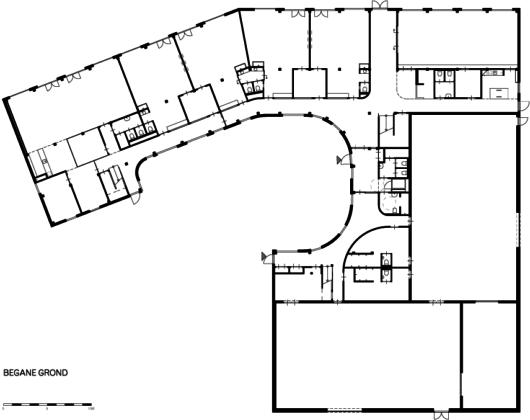 Tekening integraal kindcentrum de bollenstreek broekbakema2 530x420