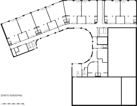 Tekening integraal kindcentrum de bollenstreek broekbakema4 539x420