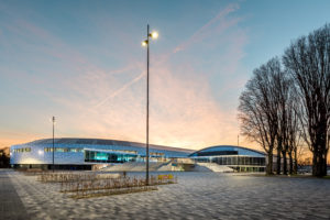 Vernieuwd Thialf wint German Design Award 2018
