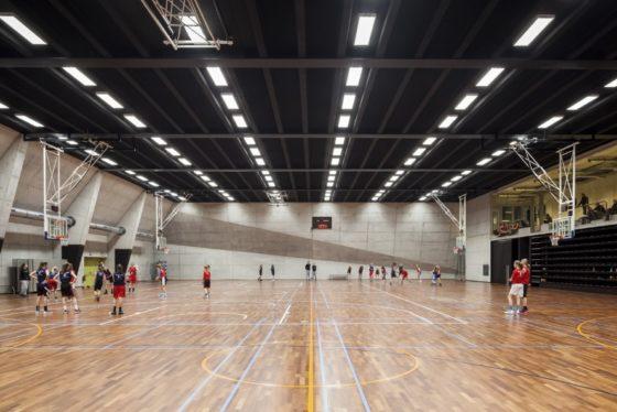 Topsportschool antwerpen tss %e2%80%93 compagnie o architecten foto timvandevelde 6 560x374