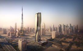 UNStudio en Werner Sobek creëren nieuw soort high-rise voor Dubai