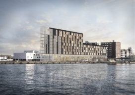 Java-eiland Amsterdam krijgt groen hotel