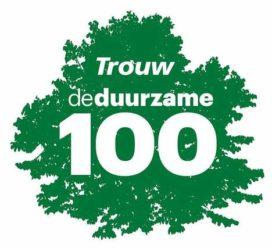 Rau en De Ruiter in top 20 van 'de Duurzame 100' van Trouw