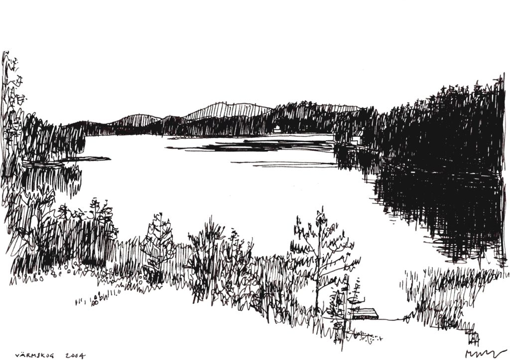 Värmskog, Zweden