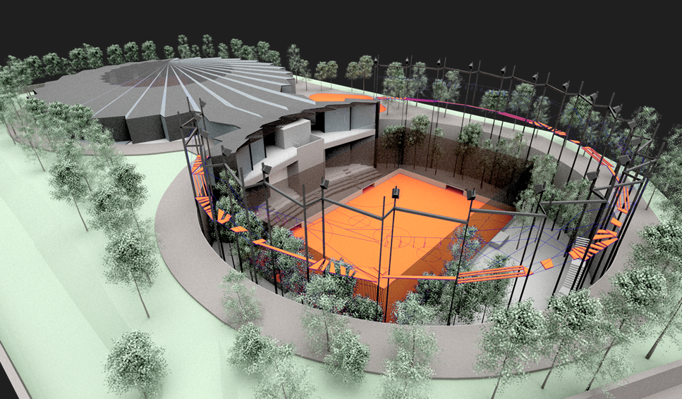 Woo Architects Riba_Gashouder_prijsvraag
