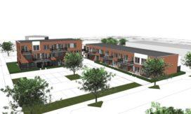 BBHD architecten ontwerpt starterswoningen Zoetermeer