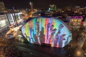 Video: Timelapse GLOW Eindhoven 2017