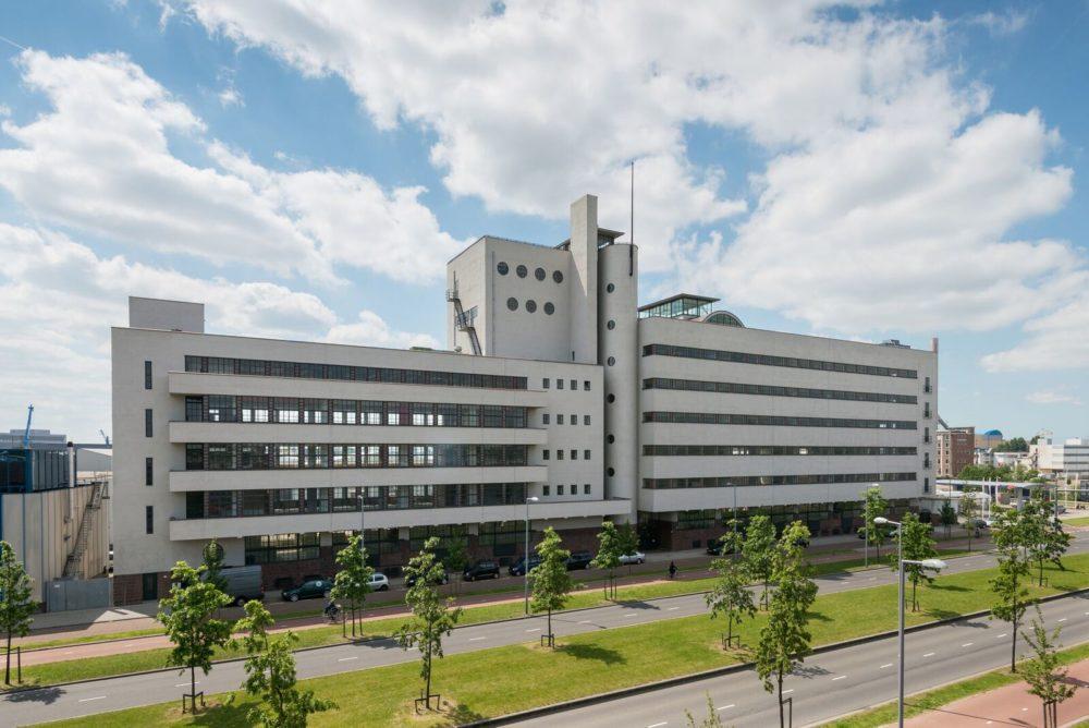 Van groothandelsgebouw tot designbeurs – HAKA-gebouw Rotterdam