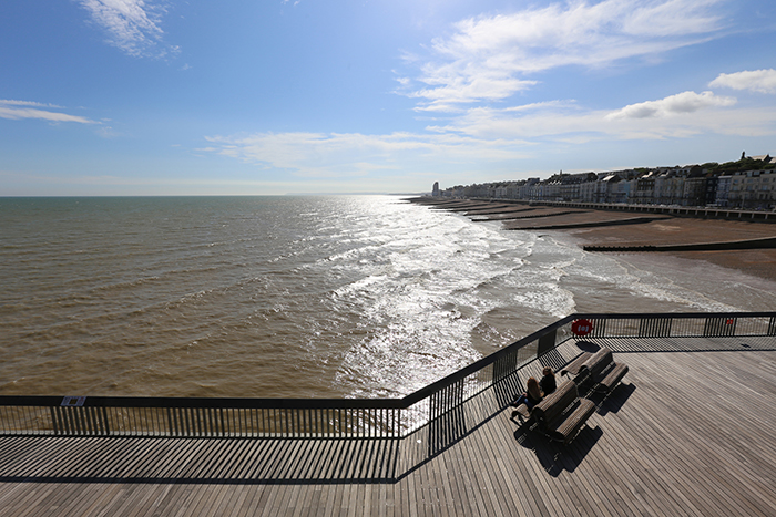 Hasting Pier wint RIba Stirling Prize 2017
