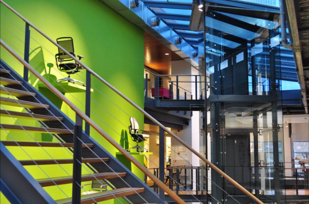 Een goed interieur zet mensen in beweging de architect - Interieur binnenkomst ...