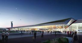 UNStudio ontwerpt uitbreiding Kutaisi International Airport Georgië