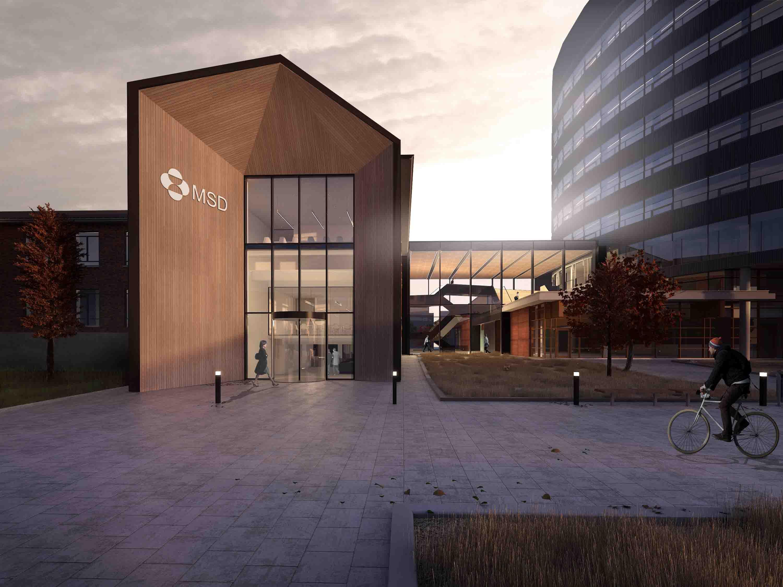 Oikoss msd door wiegerinck architectuur en stedenbouw de architect - Architectuur en constructie ...