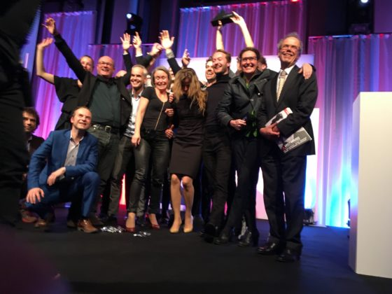 Winnaars ARC17 Awards