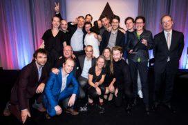 En de winnaars van de ARC17 Awards zijn….