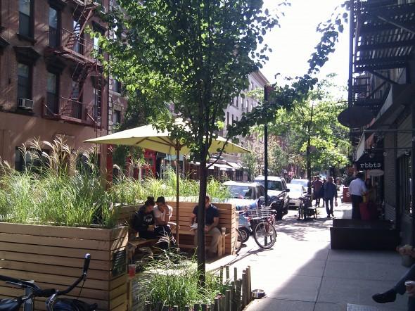Blog ontwerpen voor een co peratieve economie deel 6 buurt en wijk directe invloed op de - Small urban spaces image ...