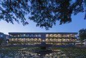 Studeren in stilte in monumentale Universiteitsbibliotheek Rotterdam