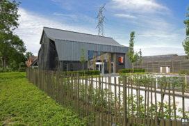 Kantoor Leegwater Houtbereiding Heerhugowaard – Breddels Architecten