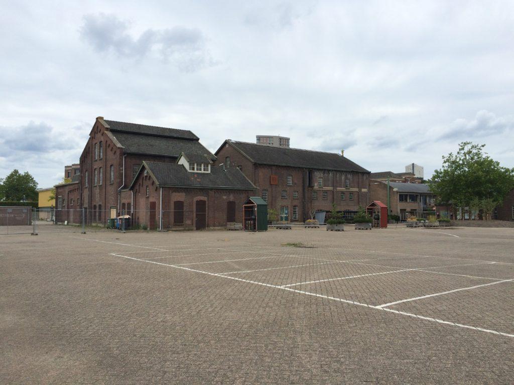 Made by NRE-Sluitstuk NRE-terrein Eindhoven
