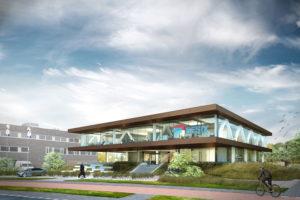 RoosRos ingeschakeld voor ontwerp Nederlands hoofdkantoor BESIX