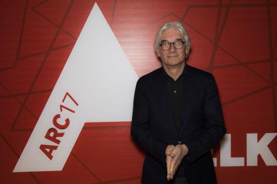 Mels Crouwel van Benthem Crouwel behoorde met het RAi parkeergebouw tot de genomineerden voor de ARC17 Architectuur. Foto: Elvins Fotografie