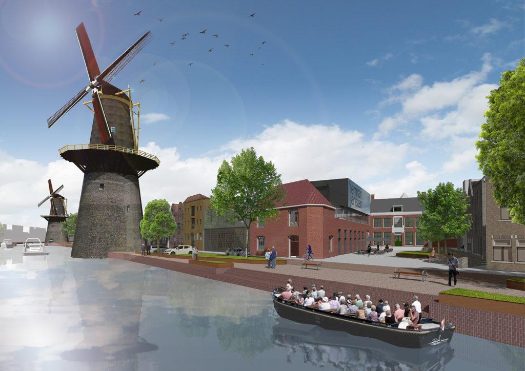 Brandersbuurt_|Schiedam_Architema Architectuurstudio