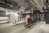 Energiezuinig verwarmen en koelen met ijsbuffersysteem