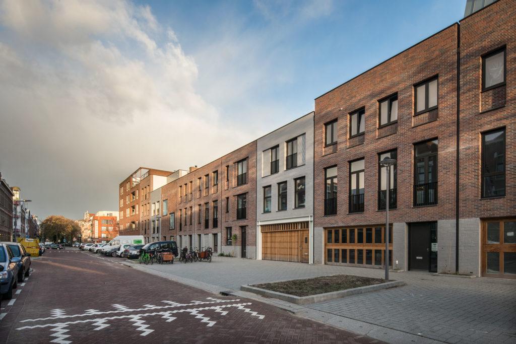 CPO Hooidrift door SUBoffice architecten en biq architecten
