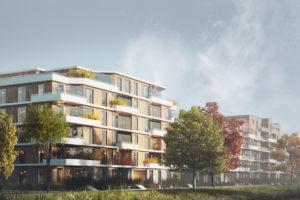 Aardgasloze woonwijk in Haarlem