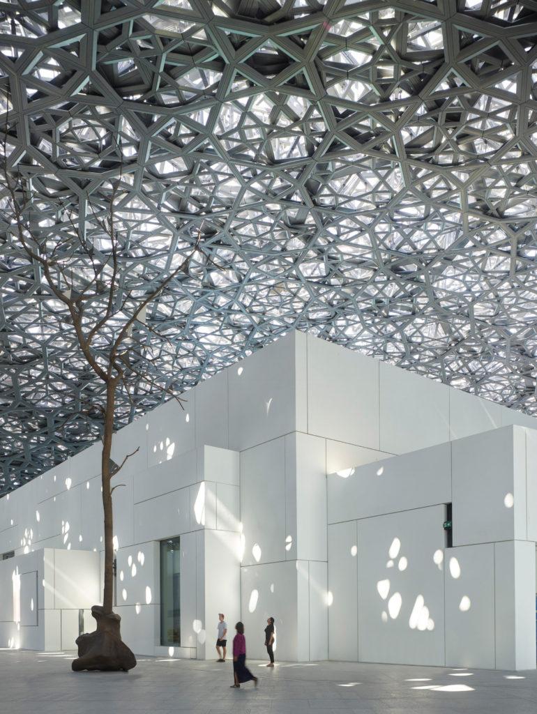 Louvre Abu Dhabi - Foto Roland Halbe