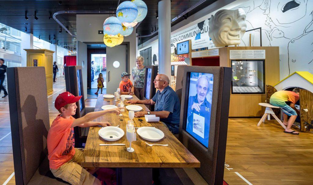 Museum fur Kommunikation - Kossmann.dejong