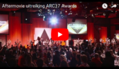 Aftermovie uitreiking ARC17 Awards