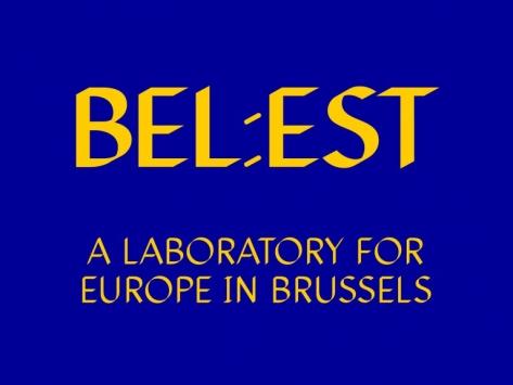 Bel:Est in Bozar Brussel
