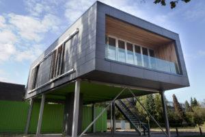 Mick Eekhout (Octatube) is boos over sloop Concept House Prototype