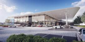 Herontwikkeling Flagshipstore Mercedes-Benz door Ibelings van Tilburg