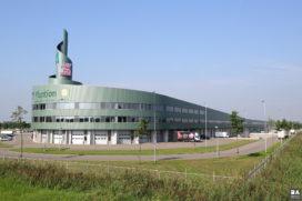Bloemenveiling Plantion in Ede – Breddels Architecten