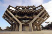 Blog – Geisel Library van de de Universiteit van Californië-San Diego