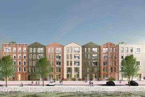 Heren 5 wint architectenselectie Amsterdamse Houthaven