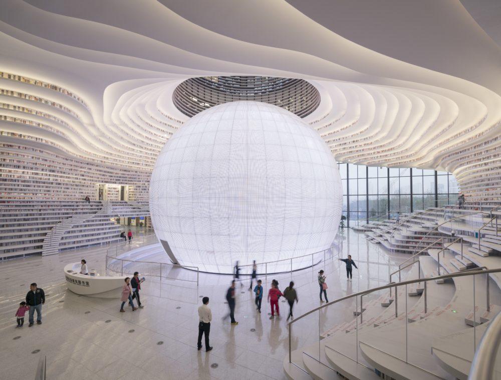 Architectuurjaar in beeld: mooiste foto's van 2017