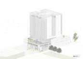 Transformatie kantoortoren CONIX RDBM Architects laureaat Be Exemplary 2017