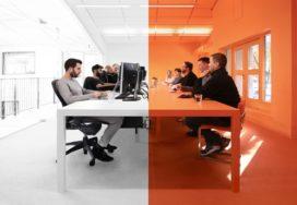 Infinite Table: de teamwerk tafel