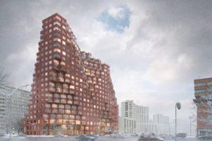 MVRDV wint prijsvraag multifunctioneel gebouw Moskou