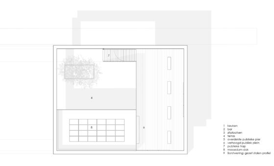 Middenpier plan first floor 1.200 copyright civic architects 560x339
